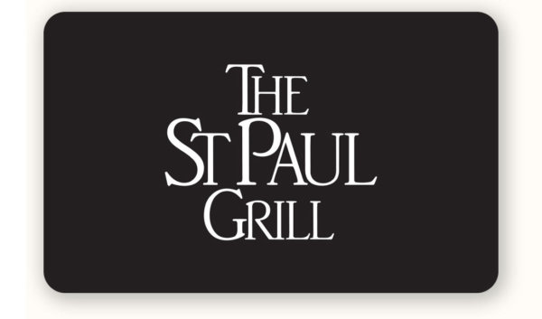 The St. Paul Grill Gift Card